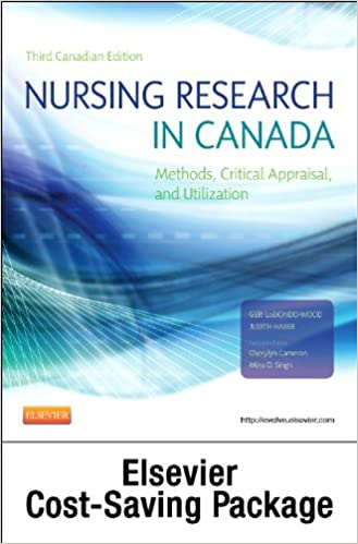 Nursing Research in Canada - Text and Study Guide Package: Methods
