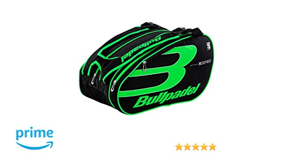 Paletero Bullpadel Fun X-Series Green: Amazon.es: Deportes y aire ...