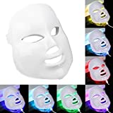 Cheap Skincareguys 7 Color LED Therapy Light Photon Rejuvenation Therapy Facial Skin Care Beauty Mask Face Care Anti-Age