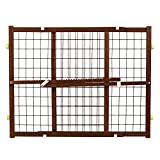 Evenflo ASPCA Wired Position and Lock Gate, Colonial Maple, Standard For Sale