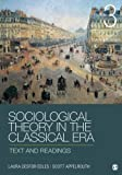 img - for Sociological Theory in the Classical Era: Text and Readings book / textbook / text book