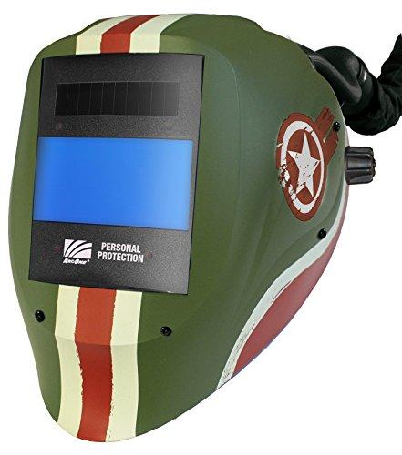 ArcOne AP-X54V-1555 Vision Welding Helmet Shell with X54V 5 x 4