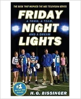 Friday Night Lights Book