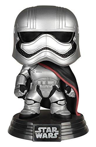 Funko POP! Star Wars: The Last Jedi - Captain Phasma - Collectible Figure
