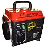 Cheap Sunpentown 1000W 2.0 HP 1.2 Gal Gasoline Generator w 2 Cycle Gas/Oil Mix