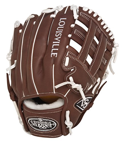 Louisville Slugger FGXPBN5 Xeno Pro Brown Fielding Glove, 11.75-Inch, Right Hand Throw