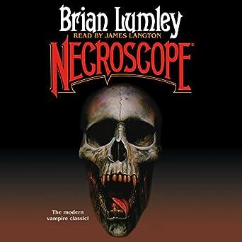 Necroscope by Brian Lumley horror book reviews
