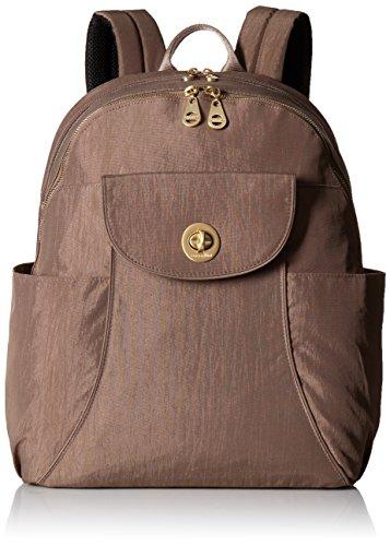 - Baggallini Barcelona Laptop Backpack