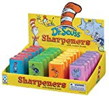 Dr. Seuss Sharpener and Eraser (Units per case: 96)