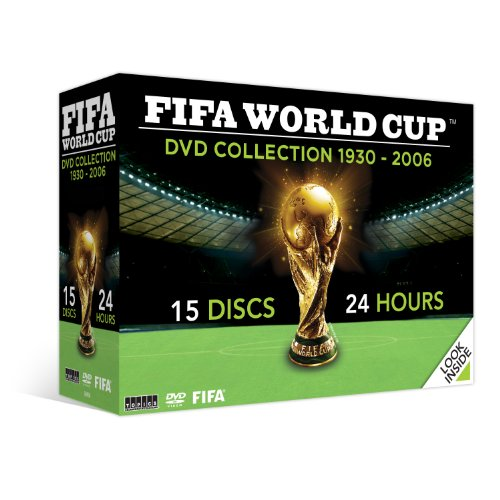 FIFA World Cup DVD Collection: 1930 -2006 (Cup Dvd Fifa World Collection)