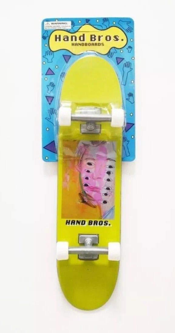 HANDBROS Handboard Skateboard 27cm 10.5 inch Tech Large Finger Board W/Grip by Generic
