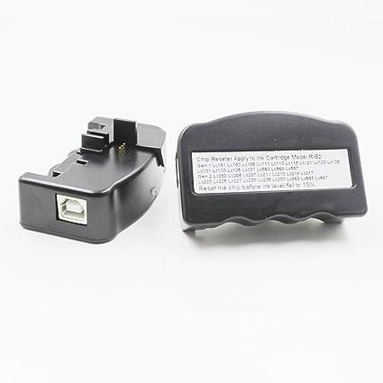 uniprint Chip reiniciador para Brother MFC-J4420DW J4620DW J4625DW ...