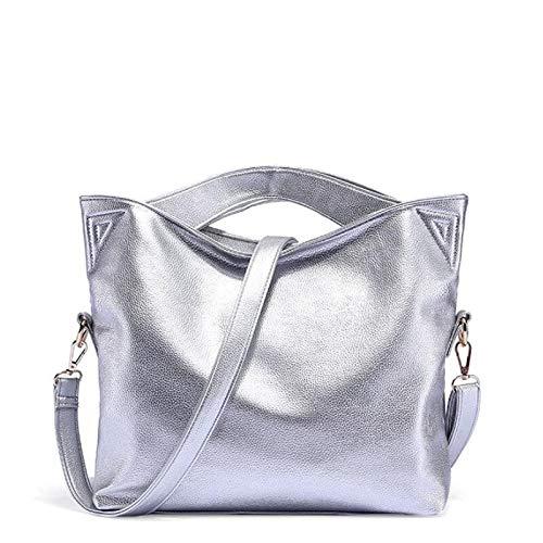 Limotai 2 Sac Main À Pour Handbag Femme Argent n00xwrqBg6