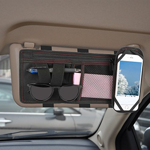 Review Black Auto Sun Visor