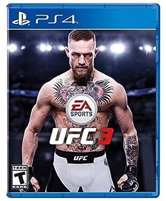 Amazon Com Ea Sports Ufc 3 Playstation 4 Electronic Arts Video Games