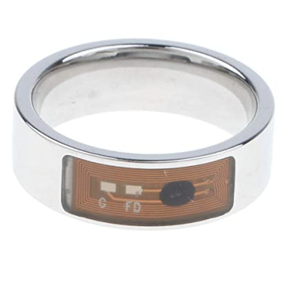 Homyl Enabled Smart Ring NFC Smart Ring for iOS Android