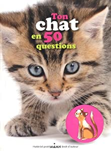 "Afficher ""Ton chat en 50 questions"""