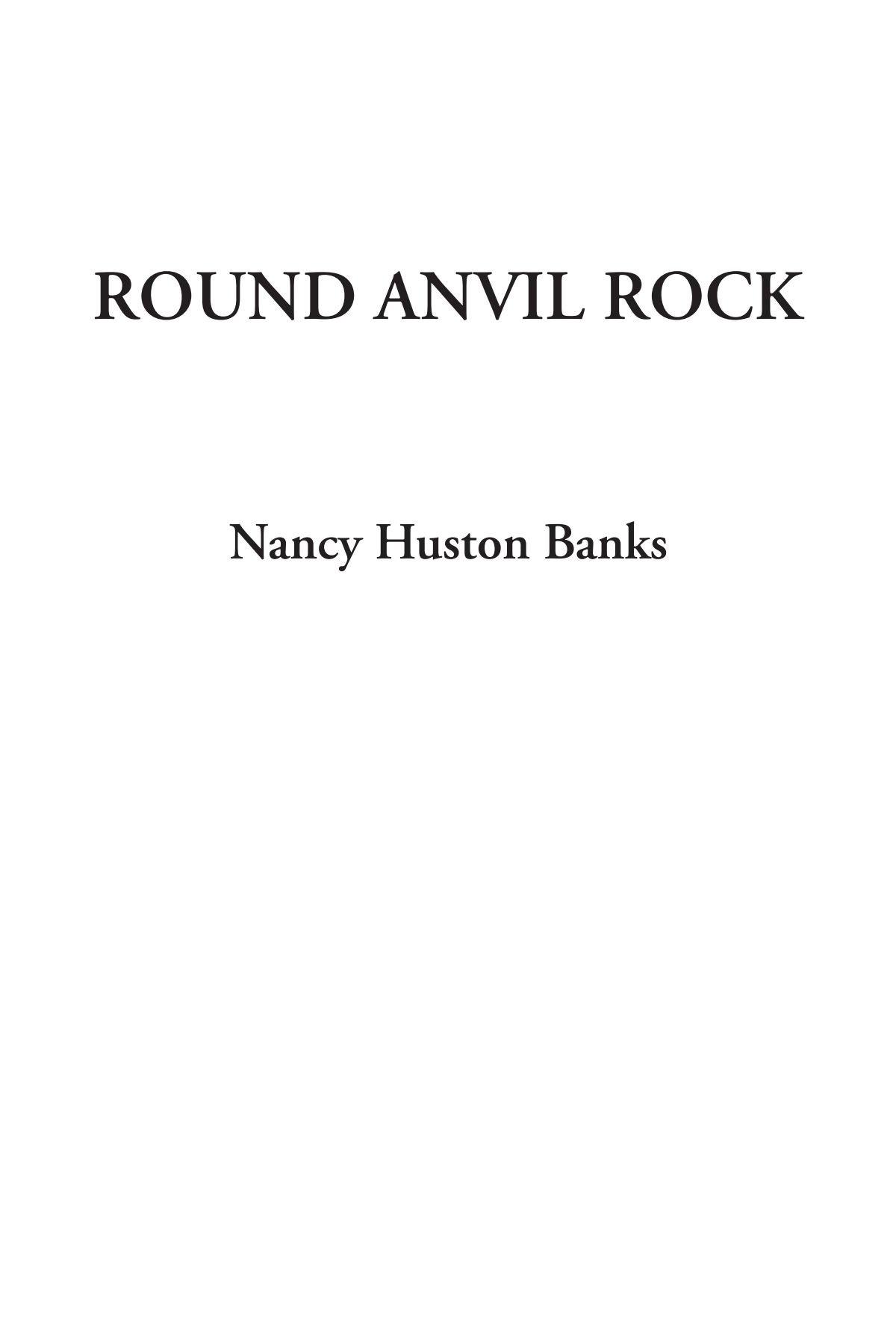 Download Round Anvil Rock ebook