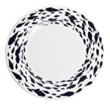 Galleyware School of Fish Dinner Plates (Set of 6)