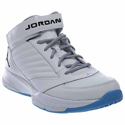 Nike Jordan Men's Jordan BCT Mid 3 White/Black/Unvrsty Bl...