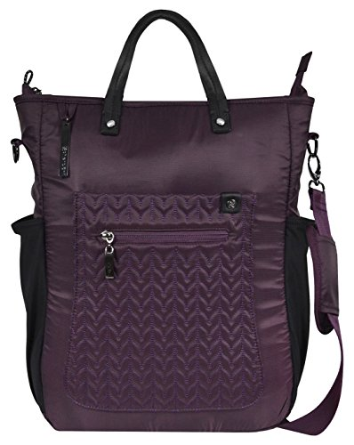Sherpani RFID Soleil LE Anti-theft Tote/Backpack/Crossbody