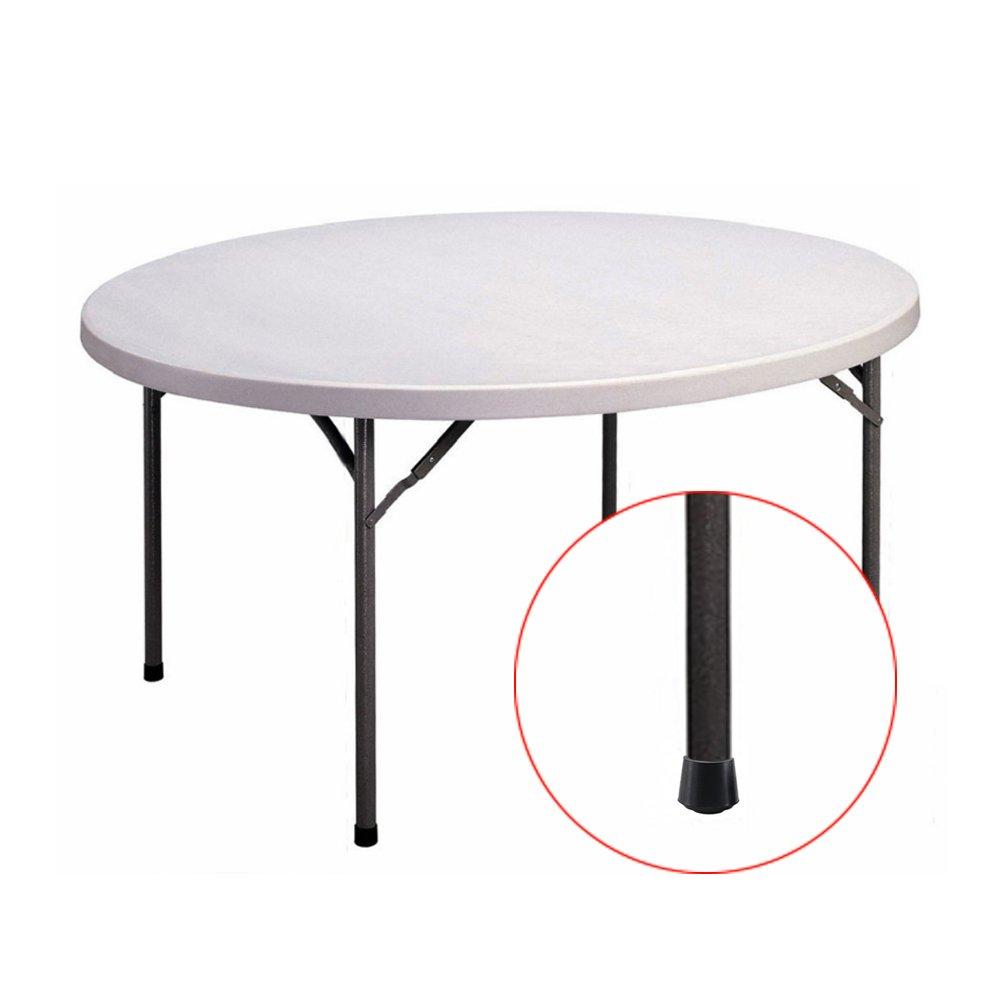 KINDPMA - Tapas para patas de silla, 32 unidades, goma de 7 ...