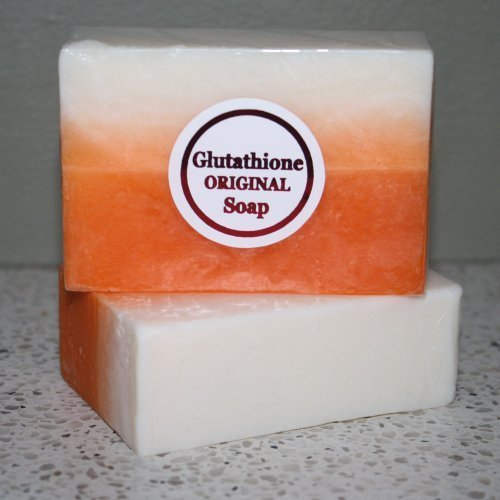 Professional Whitening Kojic Acid & Glutathione Dual Whitening/Bleaching Soap Appx