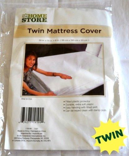 Twin Mattress Cover