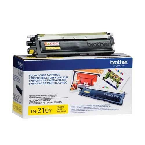 Brother Reman Printer TN210Y ECOPLUS REMAN TONER CARTRIDGE (YELLOW) For 3070CW (TN210Y, TN230Y) - by Non-OEM