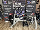 Product review for Cybex Arc Trainer 610a - Seller Refurbished Commercial Gym Quality Ellipticals with Warranty.