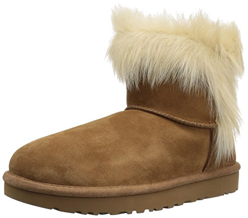 UGG Women's Milla Boot, Chestnut, 5 M US