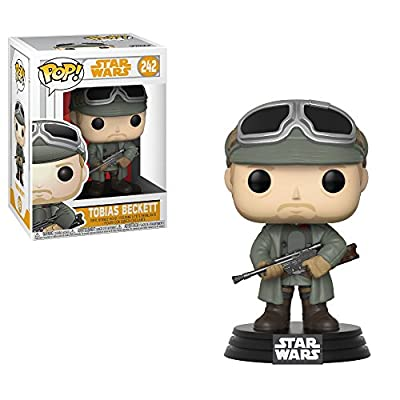 Funko POP! Star Wars: Solo - Tobias Beckett: Funko: Toys & Games