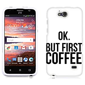 for ZTE Fanfare First Coffee Phone Cover Case