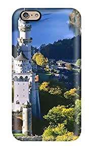 Special Skin Case Cover For Iphone 6, Popular Castle Phone Case 1758105K93965665