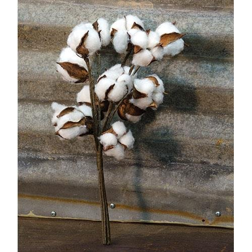 Heart of America Country Cotton Ball Bunch 14''