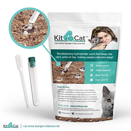 Kit4Cat Hydrophobic Sand 2 lb bag