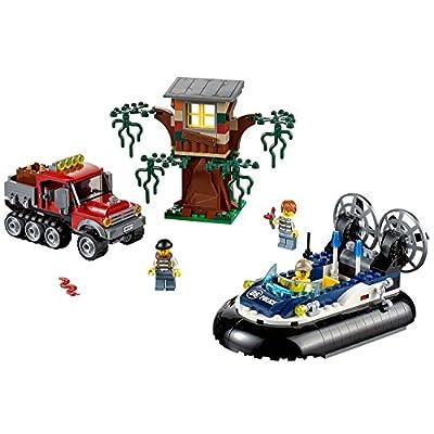 LEGO City Hovercraft Arrest 60071: Toys & Games