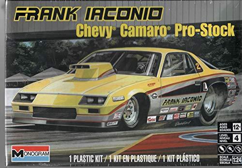 Monogram Scale Models - Monogram Frank Iaconio Camaro Pro Stock Model Car Kit