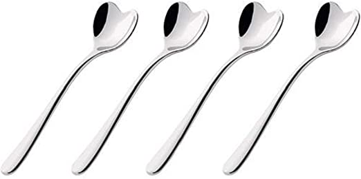 by Miriam Mirri Alessi Big Love Dessert Spoons Set of 6