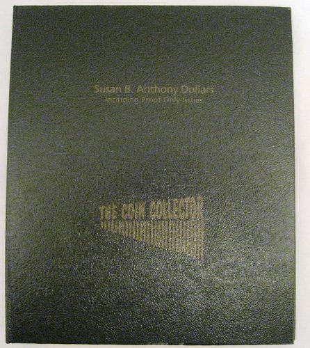 Susan B. Anthony Dollars 1979 - 1999 Proofs Included Coin Album (Susan B Anthony Quarter)