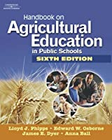 Handbook on Agricultural Education in Public Schools