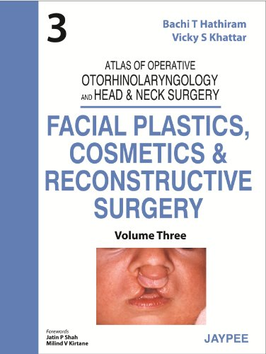 Facial Plastics, Cosmetics and Reconstructive Surgery (Atlas of Operative Otorhinolaryngology and Head & Neck Surgery)