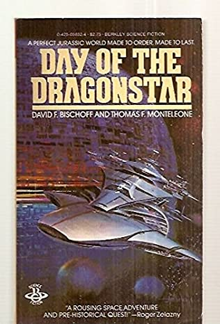 book cover of Day of the Dragonstar