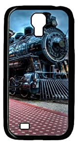 diy phone caseCool Painting Samsung Galaxy I9500 Case, Samsung Galaxy I9500 Cases -Train Railway Custom PC Hard Case Cover for Samsung Galaxy S4/I9500diy phone case