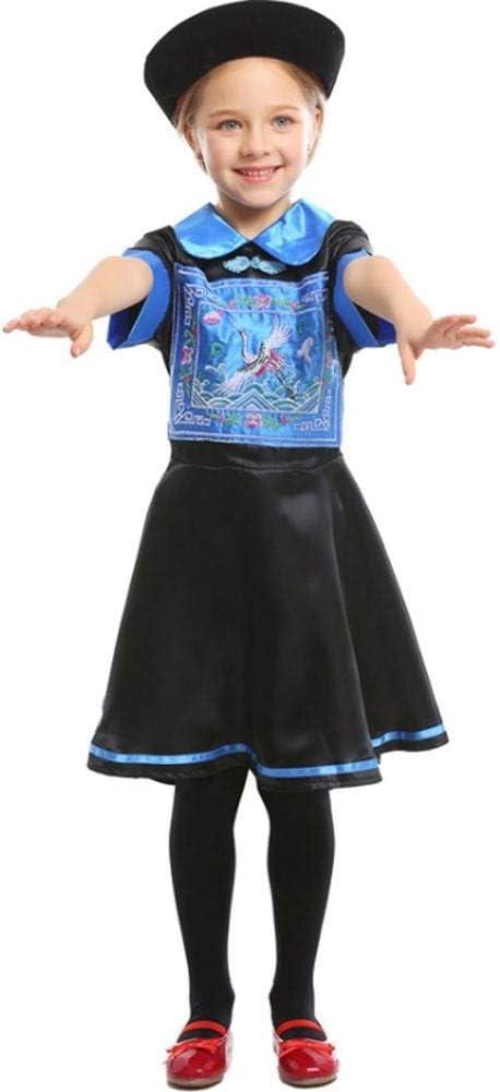 AIYA Disfraz de Zombie de Halloween para niños Disfraz de Cosplay ...