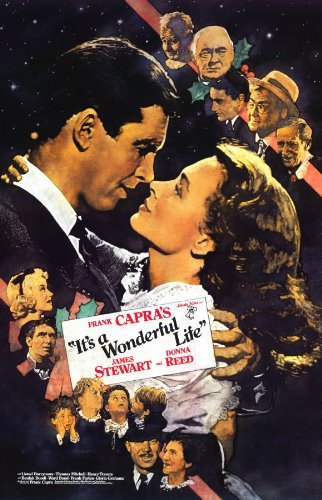 It's a Wonderful Life - Embrace Group Movie Poster