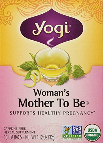 Mother To Be Tea Yogi Teas