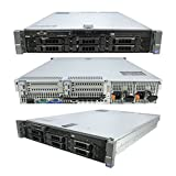Electronics : High-End Virtualization Server 12-Core 144GB RAM 12TB RAID Dell PowerEdge R710 (Certified Refurbished)