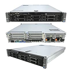 DELL PowerEdge R710 2 x 2.67Ghz X5550 Quad Core 144GB 4x 1TB H700 2PS Rails (Certified Refurbished)