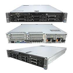 Dell PowerEdge R710 - 2x 2.80GHz Intel X5660 Processors - 128GB (16x 8GB) (Certified Refurbished)